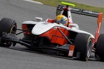 Gutierrez snelste op eerste testdag Barcelona