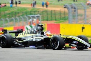 Charouz gediskwalificeerd na tweede race