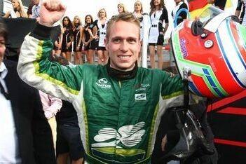 Carroll later dit jaar in actie voor Andretti Autosport