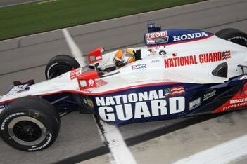 Wheldon en Andretti verliezen tijd kwalificatie