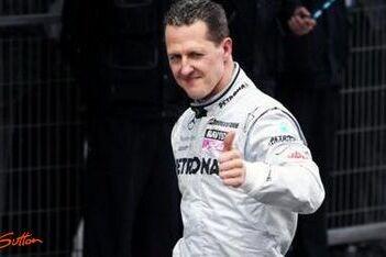 Special: Schumacher moet wennen