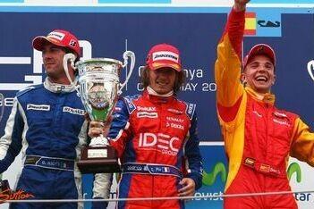 Pic wint eerste hoofdrace van het seizoen