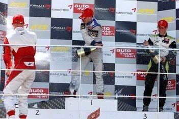 Mortara de sterkste in eerste race Valencia