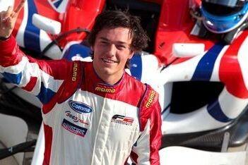 Palmer ook voor tweede race Monza op pole