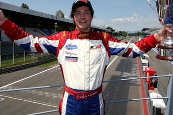 Palmer eveneens de beste in tweede race Monza