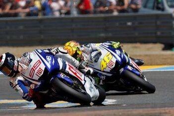 Lorenzo erg blij met huidige vorm in MotoGP