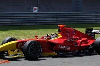 Clos blij met eerste GP2-overwinning