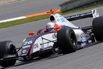 Salaquarda snelste op eerste dag in Brno