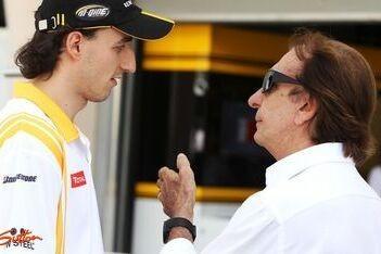 Emerson Fittipaldi helpt stewards in Canada