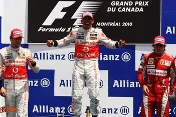 Eerste podium vol kampioenen in negentien jaar