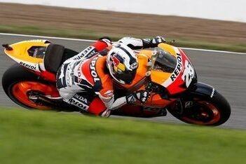 Pedrosa zal gewoon deelnemen aan race zondag