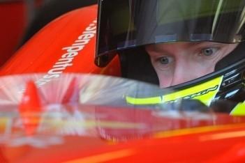 Pentus behaalt eerste pole-position in Hongarije