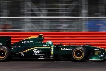 Technische mankementen teisteren Lotus