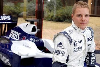 Bottas hoopt over twee jaar in de Formule 1 rijden