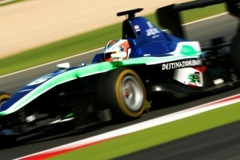 Morad rijdt snelste tijd in vrije training Hockenheim