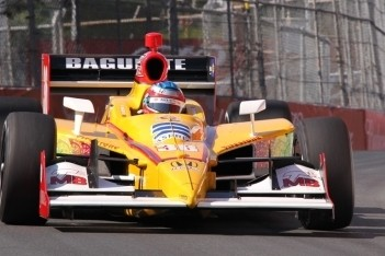 Dracone maakt IndyCar-debuut bij Conquest