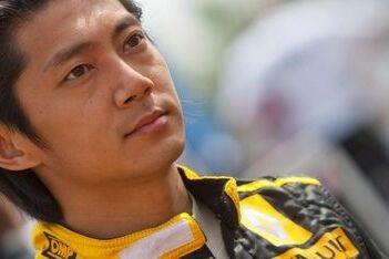 Geblesseerde Tung mist ook GP2-races Spa