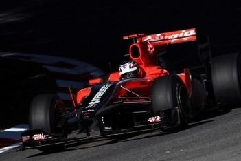 Glock verliest vijf plaatsen op grid in Italië