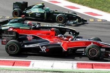 Timo Glock beste coureur van nieuwe teams