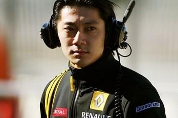 Tung geeft Formule 1-demonstratie in Seoul