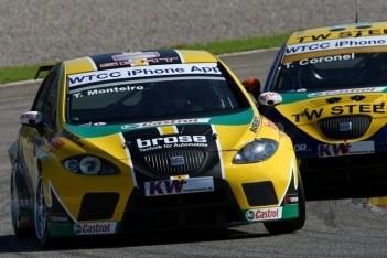 Monteiro schenkt SEAT tweede zege van het weekend