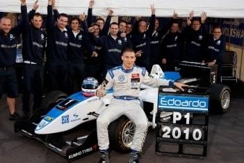 Interview met Europees F3-kampioen Mortara