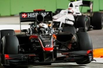 Klien verslaat Senna in zijn eerste kwalificatie