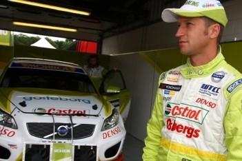 Dahlgren vanaf volgend jaar met Volvo naar WTCC