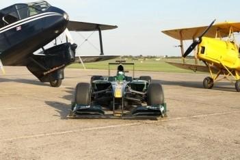 Cosworth en Lotus beëindigen samenwerking formeel