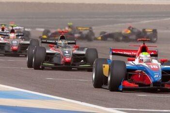Nieuwe GP2 Asia Series-kalender gepresenteerd