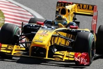 Kubica verliest wiel in Japanse Grand Prix