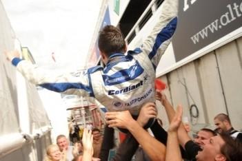WSR-kampioen aast op racestoeltje in Formule 1