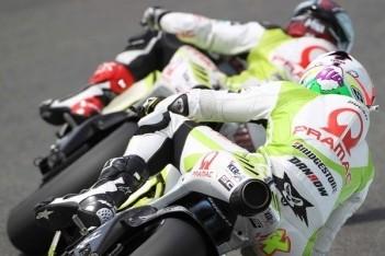 Checa blij met tijdelijke rentree in MotoGP-klasse