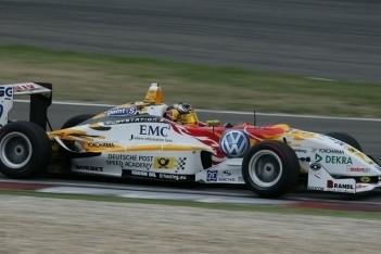 Abt vindt stoeltje in Formule 3 Euroseries