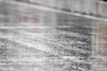 Regen verpest eerste MotoGP-training Estoril