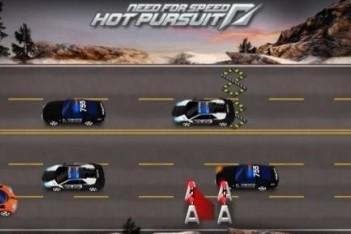 Miniversie Need for Speed met GPUpdate-auto