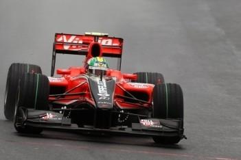 Di Grassi beboet voor snelheidsovertreding