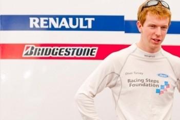McLaren test met Paffett en Turvey in Abu Dhabi