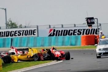 Tung mist ook seizoensfinale in Abu Dhabi
