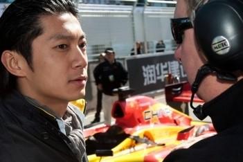 Tung toch in actie tijdens laatste GP2-weekend