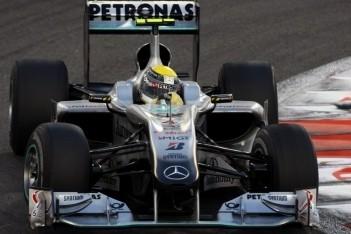 Rosberg erg blij met vierde plek in Abu Dhabi