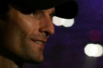 """Webber: """"Ik probeer het volgend jaar weer"""""""