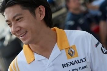 Tung wil volgend jaar in Formule 1 debuteren