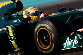 Gonzalez rijdt eerste meters in Formule 1