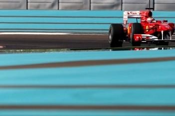 Ferrari gaat over tot de orde van de dag