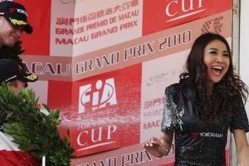 Mortara schrijft geschiedenis in Macau