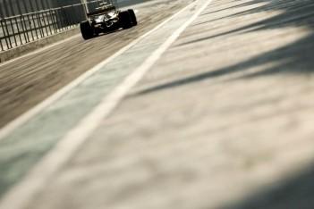 GP2-teams beginnen aan test in Abu Dhabi