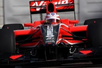 Glock zeker van stoeltje bij Virgin Racing
