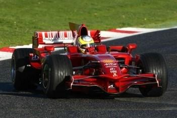 Italiaans F3-coureurs testen voor Ferrari