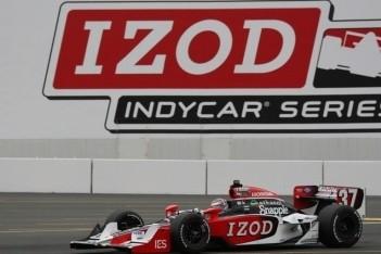IZOD sluit sponsordeal met Team Penske